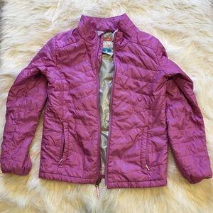 Columbia Girls Purple Jacket